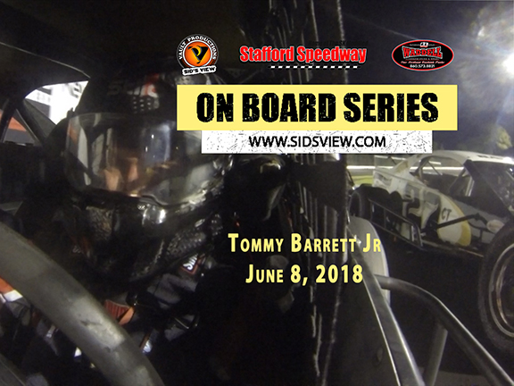 On Board Series – Tommy Barrett Jr 6.8.18