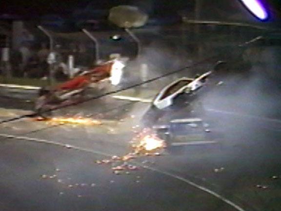 Speedbowl's Wild Wrecks from the 1990's – Volume 1