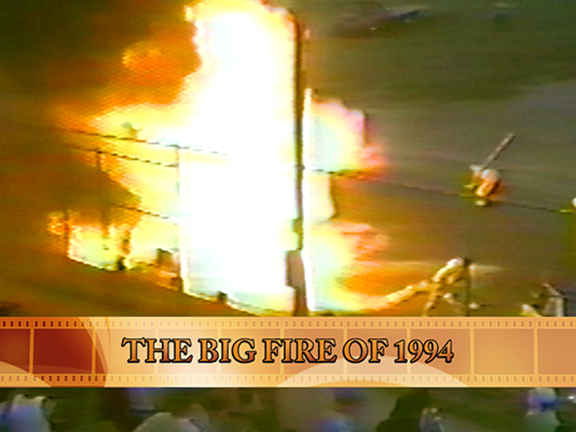 Speedbowl Doc Shorts – The Big Fire of 1994
